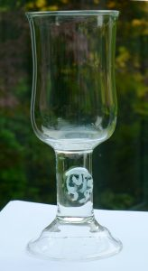 Anniversary goblet